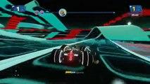 Disney Infinity 3: TOY BOX ADVENTURES! Trons Trolling Raceway - Kwingsletsplays