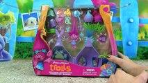 TROLLS POPPYS Stylin Pod Playset! Dreamworks Trolls Toys! Give Poppy A FUN CUTE MAKEOVER! Hasbro T
