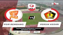 Highlight Liga 2 - PSIR Rembang vs Persik Kediri (1-0)