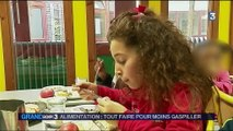 Gaspillage alimentaire : le combat des cantines scolaires