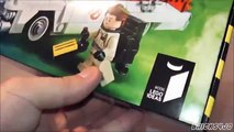LEGO 21108 Ideas #006 Ghostbusters (Ecto-1) - Review deutsch -