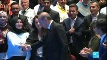 Erdogan says will cut off food supplies to erbil if kurds steal iraqi land.