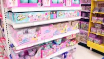 TOYS R US TOY HUNT SHOPPING SPREE LOL DOLLS BARBIE SHOPKINS MONSTER HIGH MC2 HATCHIMALS TOY HAUL