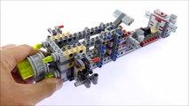 Lego Star Wars 75158 Rebel Combat Frigate Lego Speed Build