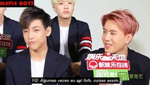 [Re Up] [Legendado PT-BR] GOT7 Entrevista Exclusiva para iQIYI - Era Identify