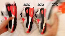 A Comparison Of The Air Max 90
