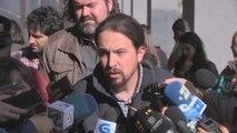 Iglesias: El partido que rompe la unidad de España se llama PP