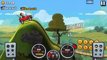 Hill Climb Racing Jeep Fully Upgraded GamePlay