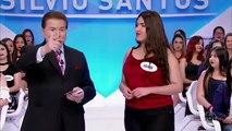 Jogo das 3 Pistas - Patricia Abravanel e Rebeca Abravanel   Programa Silvio Santos