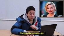 Koreans re to British Female Celebrities