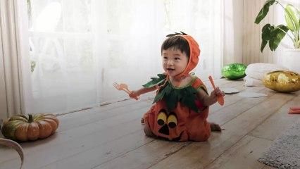 10 idées de déguisements d'enfants pour Halloween