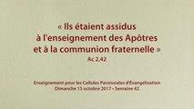 1742 - Assiduité