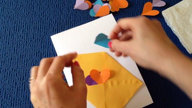 Рисунки продавцов, как сделать 3д открытку с фокусом