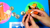 Finding Dory Game with Paw Patrol Surprise - Spin The Wheel for Surprise Toys & Dont Get Slimed