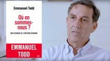 """""""Où en sommes-nous?"""" : entretien avec Emmanuel Todd"""