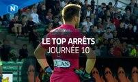 Le Top Arrêts (J10)