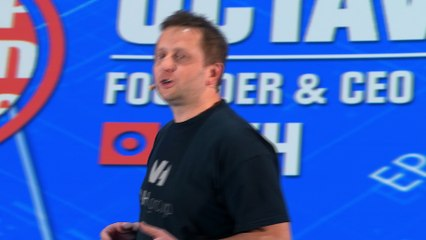 BANG - Octave Klaba Founder & CEO OVH