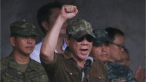 Duterte Declares Marawi Liberated As Battle Continues
