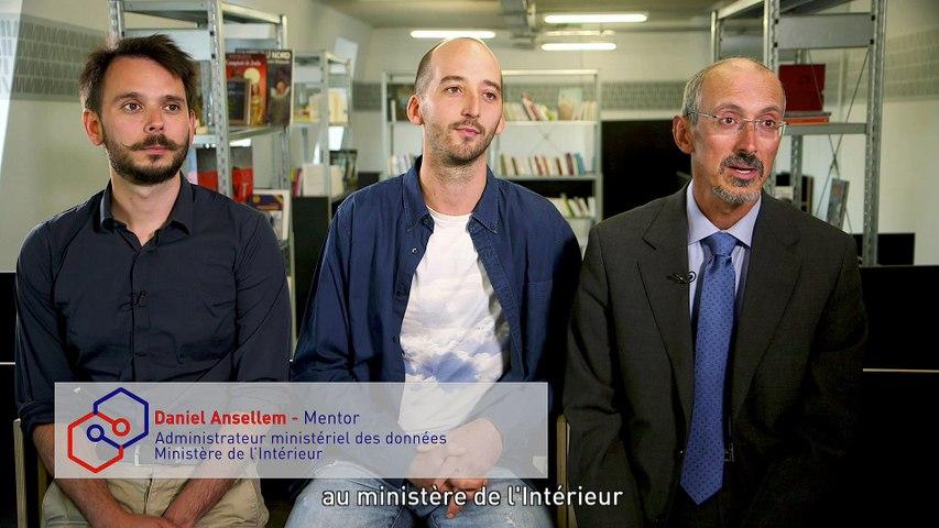 [10 mois après] Tristram Grabener, Francis Chabouis et Daniel Ansellem