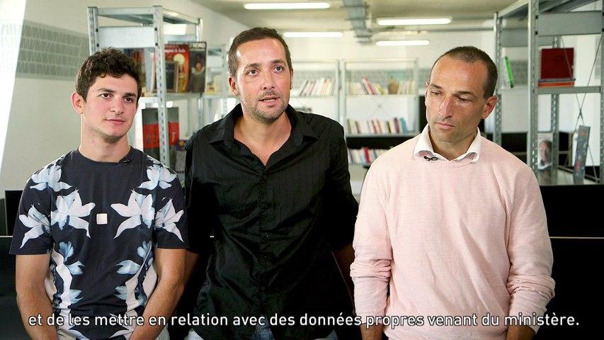 [10 mois après] Léo Bouloc, Laurent Dupont et Emmanuel Weisenburger