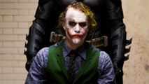 'Dark Knight': Unearthed Interviews with Heath Ledger, Christian Bale, Christopher Nolan | THR News