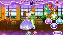Sofia The First - Ballroom Waltz - Disney Junior Game For Kids