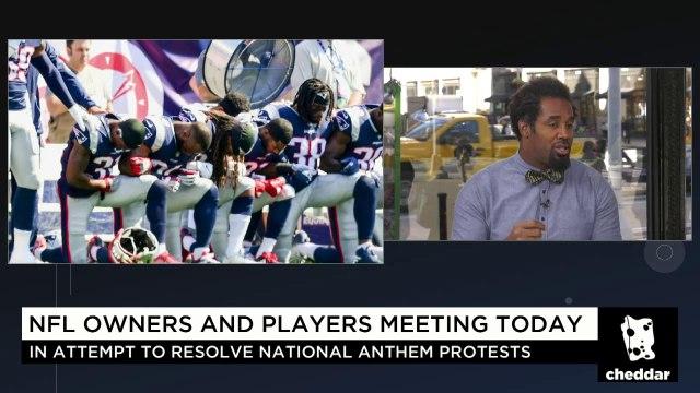 Former NFL Linebacker Dhani Jones: Protests Won't Be Resolved Soon