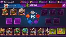 TMNT Legends PVP 631 (Pulverizer, Raphael Nick, Raphael LARP, Raphael Vision Quest, Raphael Classic)