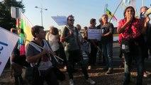 Bollène : une centaine de personnes mobilisées pour leurs contrats aidés