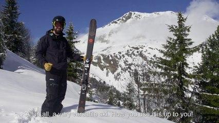 Ski GOLD FREERIDE SKY 7 HD ROSSIGNOL - Location ski Intersport 2017 2018