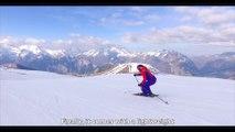 Ski NOIR FEMME - W-MAX X7 SALOMON - Location ski Intersport 2017 2018