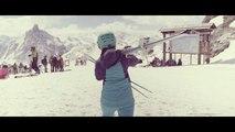 Ski ROUGE FEMME - HEAD JOY - Location ski Intersport 2017 2018
