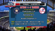 Grand Slam 06 MLB 18 OCT 17 parte 3