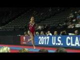 Olivia Hollingsworth - Vault - 2017 U.S. Classic - Junior Competition