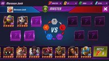 TMNT Legends PVP 259 (Donatello Legend & Donatello Vision)