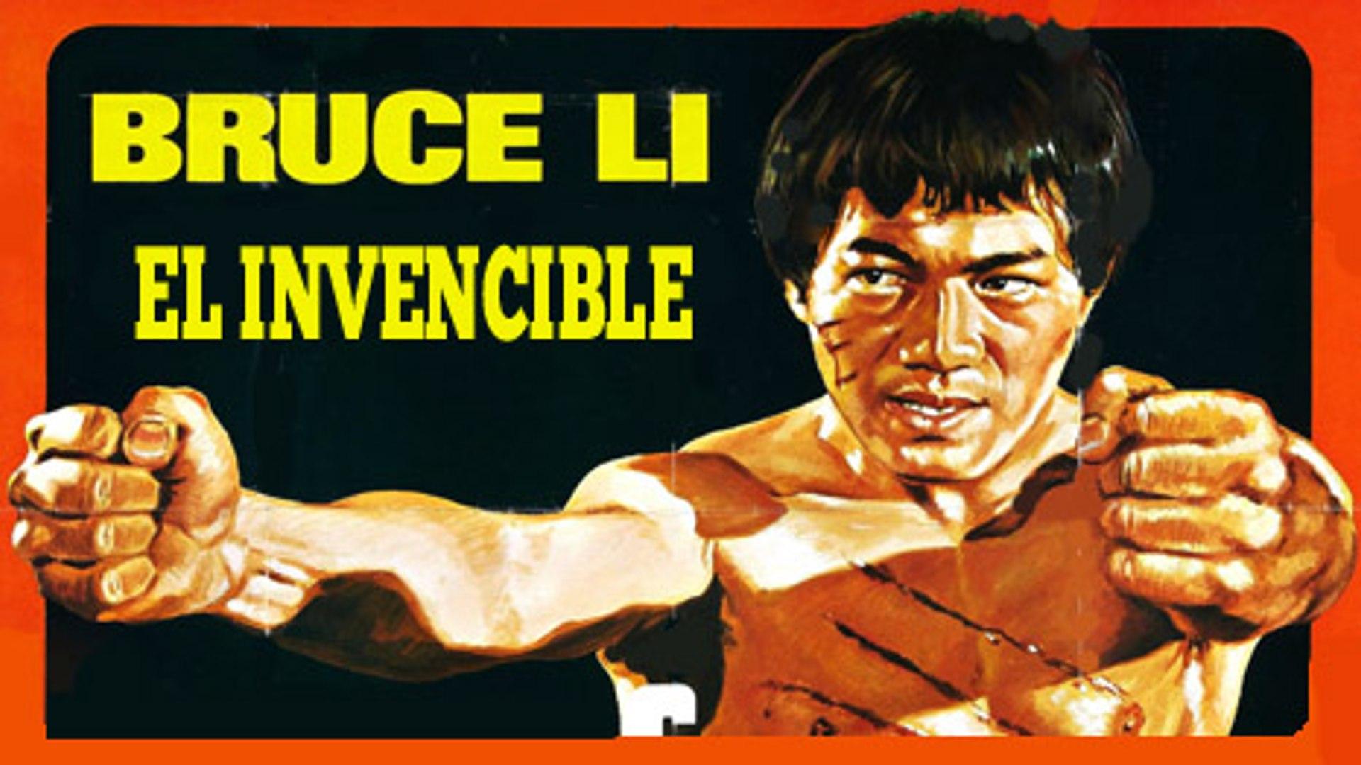 Bruce Li El Invencible 1 Parte Pelicula En Espanol