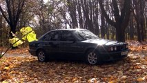 BMW 5 Series E34 Обзор. Бмв е34 5 Серия Тест драйв. Бей Алексей. Тест Драйв БМВ.