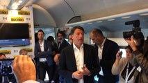Partito il treno Pd, Renzi: non è campagna elettorale, ascoltiamo