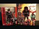 (PART 1) Toy Review: SH Figuarts and C.O.R. Kamen Rider Kabuto Hyper Form