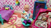 A SURPRISE PET FOR MOLLY! Talking Reborn Baby Toy Doll! Nlovewithrebornsnew