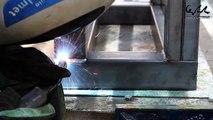 DIY Sheet metal bender - video dailymotion