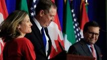 NAFTA Negotiators Struggle To Find Middle Ground
