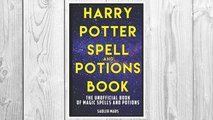 Download PDF Harry Potter Spell and Potions Book: The Unofficial Book of Magic Spells and Potions FREE