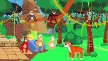 The Jungle Book   Tale in Hindi   बच्चों की नयी हिंदी कहानियाँ  द जंगल बुक।