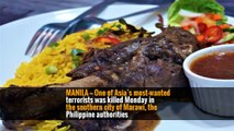 Philippines Says It Killed ISIS-Linked Leader in Push to Reclaim City