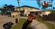 GTA San Andreas - Spiderman Mod – Видео Dailymotion