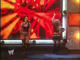 Trish Stratus and Candice Michelle vs Mickie James and Victoria (Special Referee Torrie Wilson)