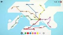 Mini Metro - Hong Kong Eights Achievement (Hong Kong)