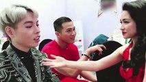 hậu trường của Hoà Minzy và Đức Phúc khiến các fan phải cười đau cả bụng.