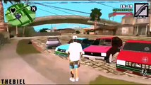 GTA San Andreas Lite Moto Vlog com motos e carros brasileiros + Cleo Menu